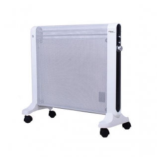 PRIMO RD-1620 ΛΕΥΚΟ MICA HEATER 2000W ΜΕ ΡΟΔΑΚΙΑ
